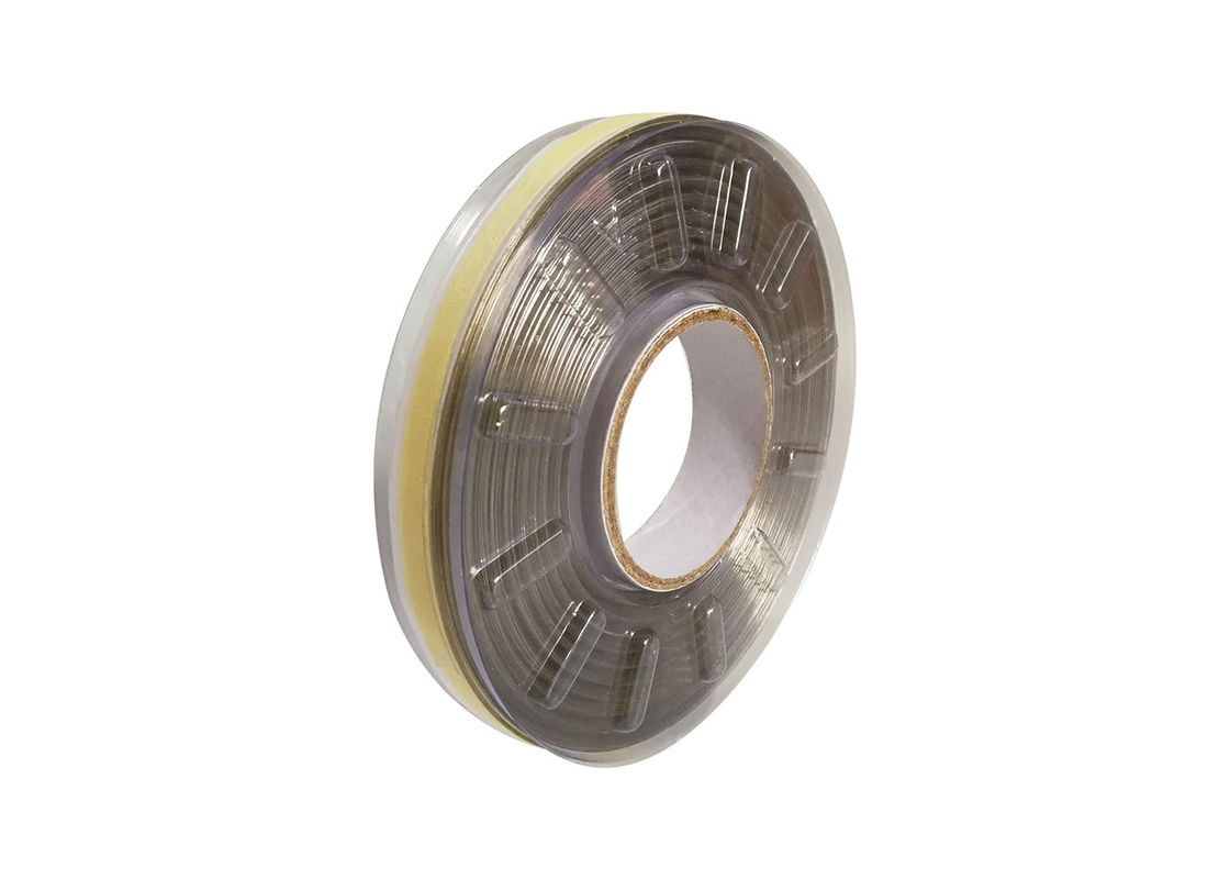 8mm x 30m Double Sided Wire Edge Masking Tape For Spray Bed Liner Edge Cutting