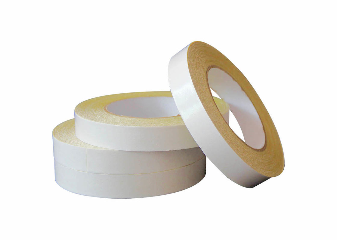 Custom Strong Adhesive Mesh Cloth Seam Tape For Carpet Edge Banding