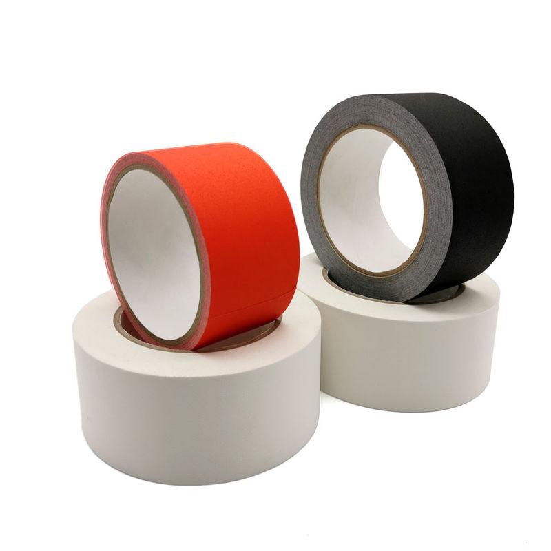 UV Resistant 250mic Gaffer Cloth Tape For Blacklight Party